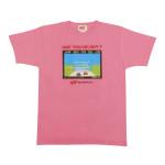 デザインTシャツ(ピンク)