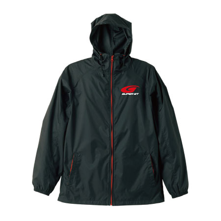 ナイロンジップジャケット
