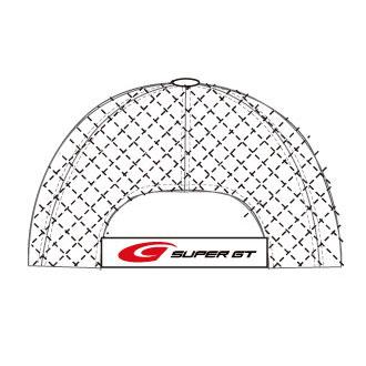 SUPER GT メッシュキャップ(レッド)