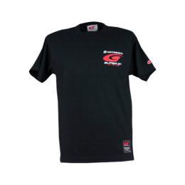 シリーズロゴTシャツ(ブラック)
