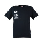 SUPER GT スウェット Tシャツ(ブラック)