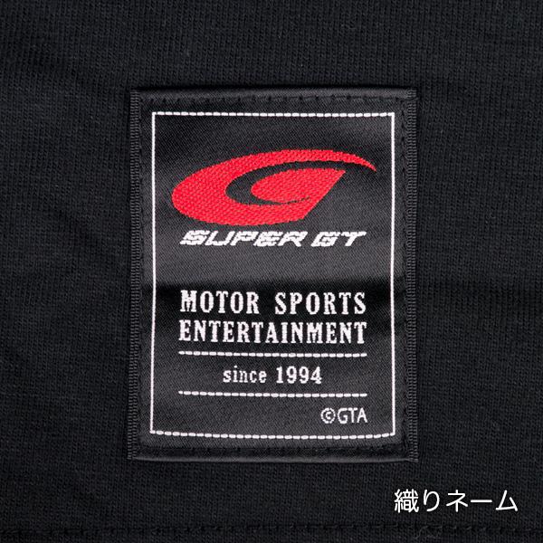 SUPER GT JAPAN Tシャツ(ブラック)