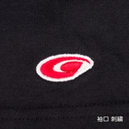 SUPER GT BOXロゴ Tシャツ(ブラック)