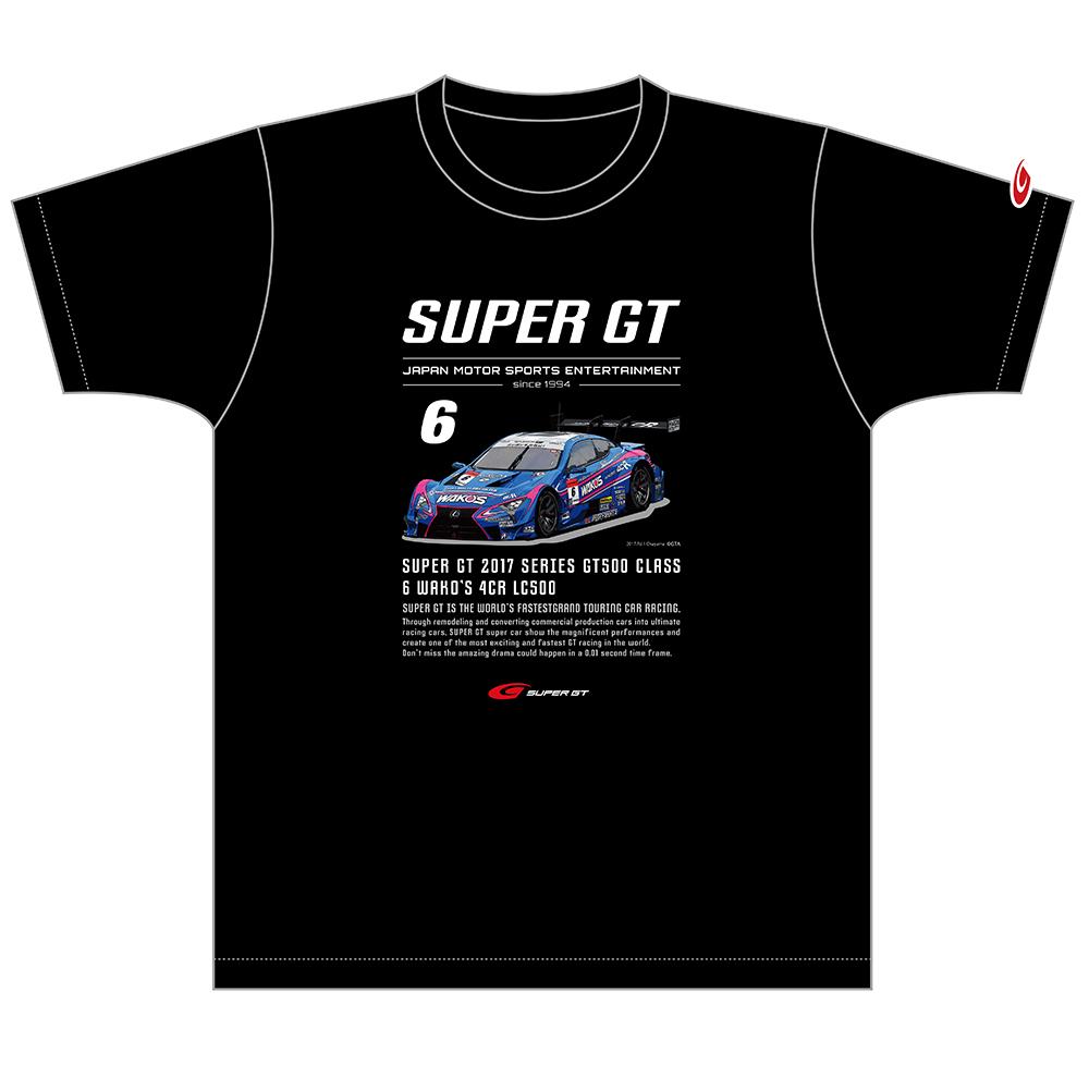 2017 GT500 マシンTシャツ #6