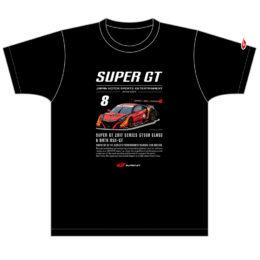 2017 GT500 マシンTシャツ #8