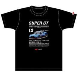2017 GT500 マシンTシャツ #12