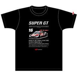 2017 GT500 マシンTシャツ #16