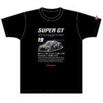 2017 GT500 マシンTシャツ #19