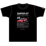 2017 GT500 マシンTシャツ #23