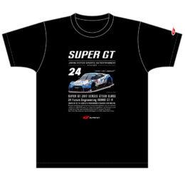 2017 GT500 マシンTシャツ #24