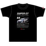 2017 GT500 マシンTシャツ #64
