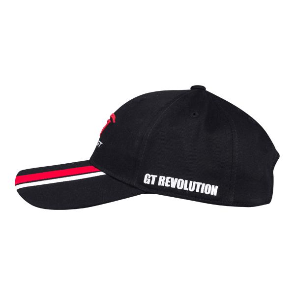 2018 SUPER GT オフィシャルコットンキャップ(ブラック)