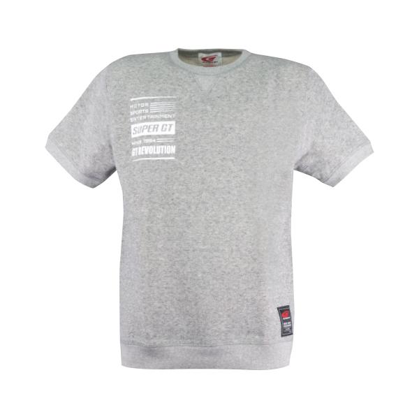 SUPER GT スウェットTシャツ(グレー)