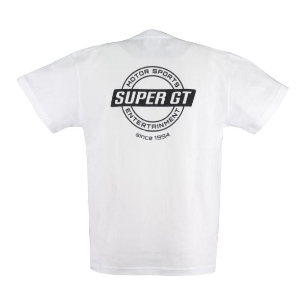 SUPER GT ライン Tシャツ