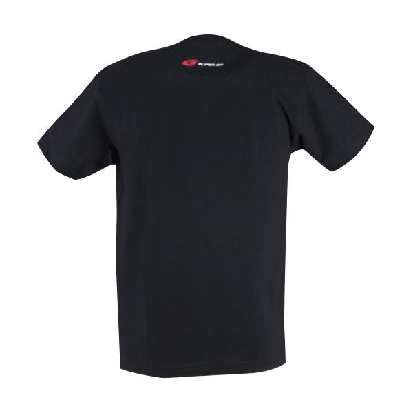 2018シリーズロゴTシャツ(ブラック)