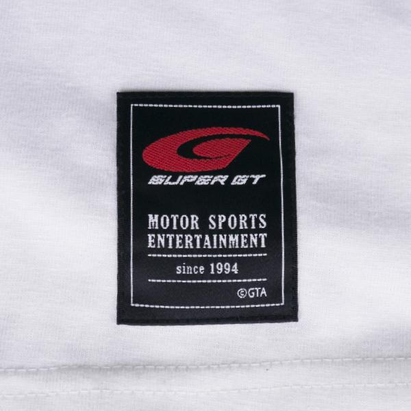 SUPER GT ウェイトラグラン Tシャツ(ブラック)