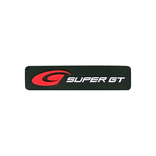 SUPER GT ポロシャツ(ブラック)