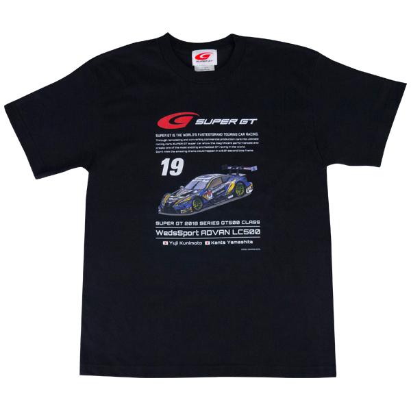 2018 GT 500 Tシャツ [LEXUS #19]