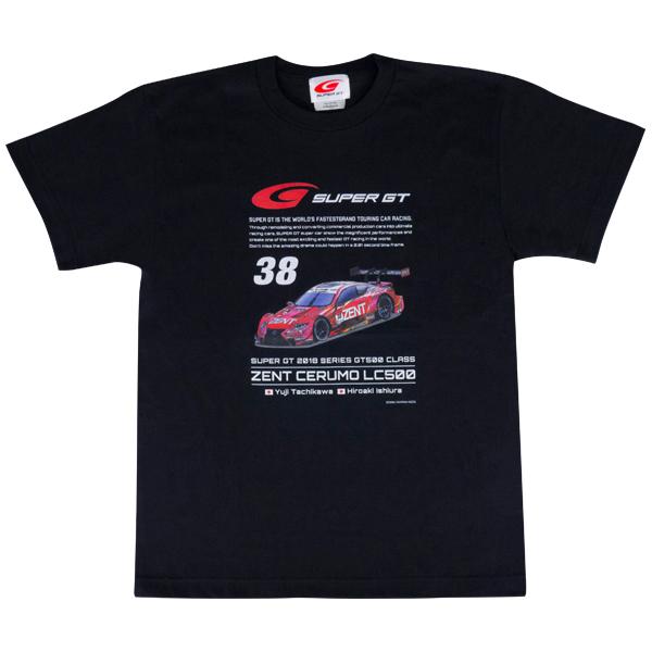 2018 GT 500 Tシャツ [LEXUS #38]
