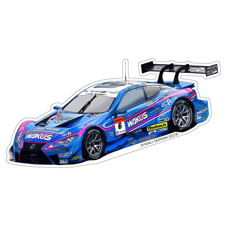 2018 GT 500 ステッカー