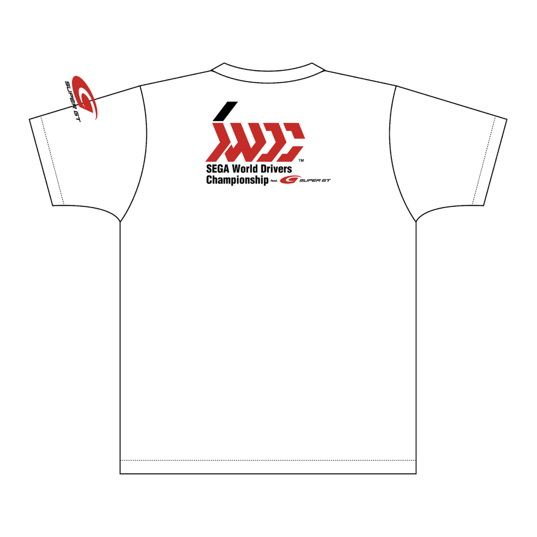 SUPER GT × SWDC コラボTシャツ(Sサイズ)