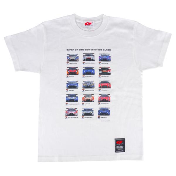 2018 GT 500 Tシャツ ALL (Mサイズ)