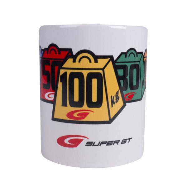 SUPER GT マグカップ・ウェイト