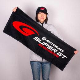 2020 SUPER GTシリーズロゴ スポーツタオル