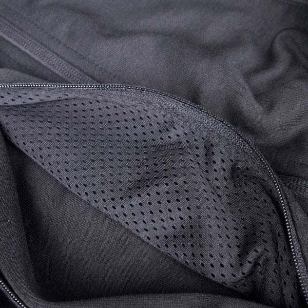 adidas ハイブリッドパーカー(Sサイズ)
