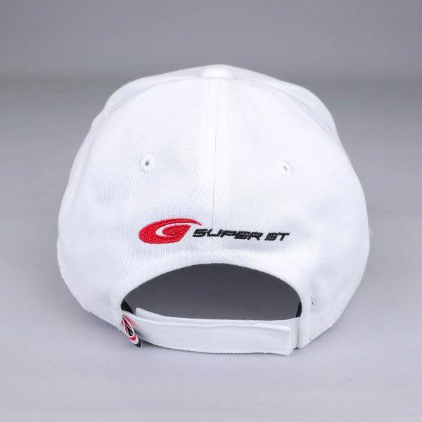 2020 SUPER GTオフィシャルコットンキャップ(ホワイト)