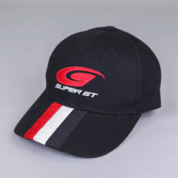 2020 SUPER GTオフィシャルコットンキャップ(ブラック)
