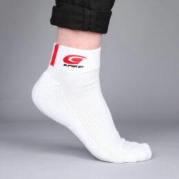 SUPER GTスポーツソックス(ホワイト)