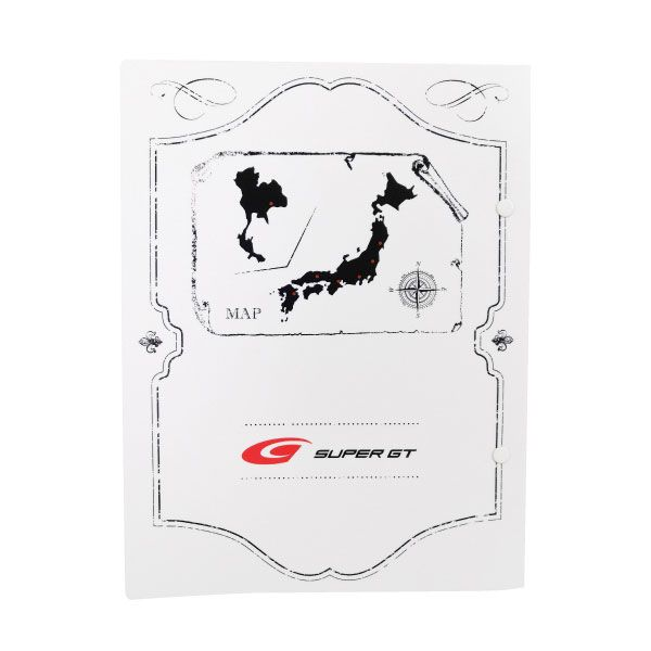 SUPER GT サイン帳