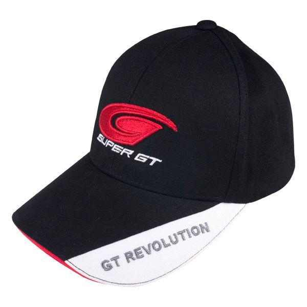 2019 SUPER GTオフィシャルコットンキャップ(BLACK)