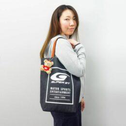SUPER GT デニムトート