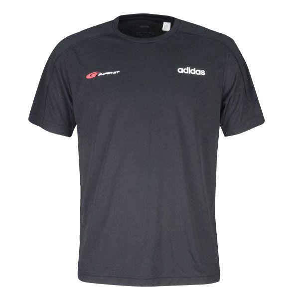 adidas リニアロゴTシャツ(Lサイズ)