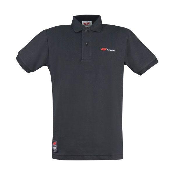 SUPER GT ポロシャツ(ブラック/Mサイズ)