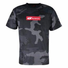 SUPER GTドライカモフラTシャツ
