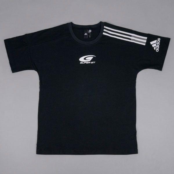 adidas 3ストライプスTシャツ(Oサイズ)