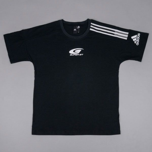 adidas 3ストライプスTシャツ(XOサイズ)
