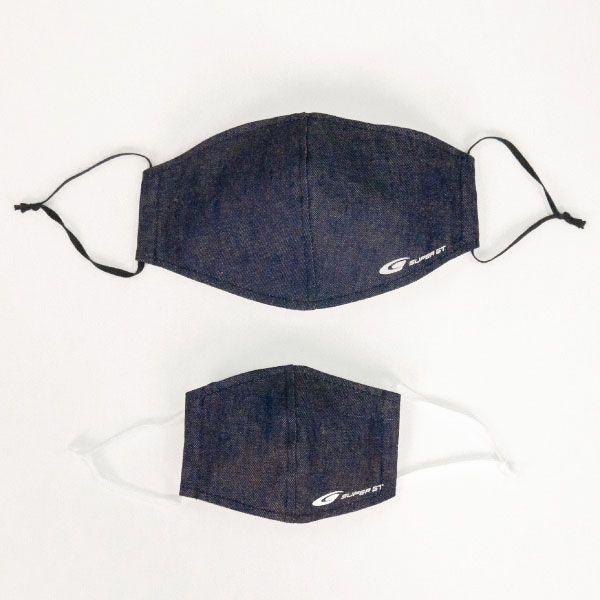 SUPER GTデニムマスク(こどもサイズ)