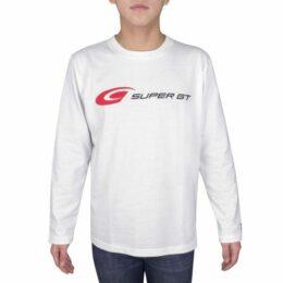 ロングスリーブTシャツ(ホワイト)