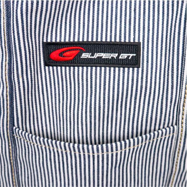SUPER GT ヒッコリートートバッグ
