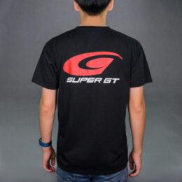 SUPER GTドライコットンタッチTシャツ