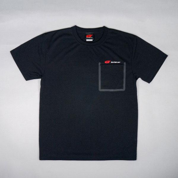SUPER GT ドライコットンタッチTシャツ(Lサイズ)