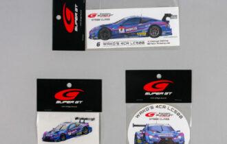 2018 SUPER GT GT 500 ステッカーセット