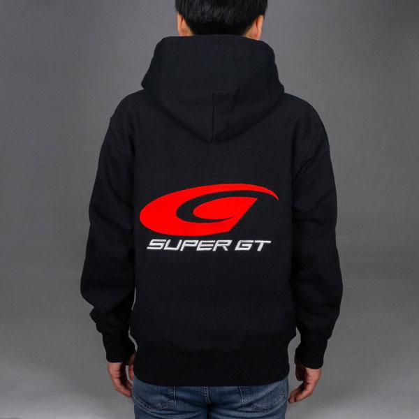 SUPER GT ヘビーパーカー(ブラック/Mサイズ)