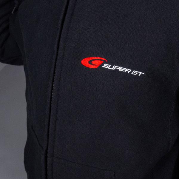 【数量限定】SUPER GT ヘビーパーカー(ブラック/Lサイズ)