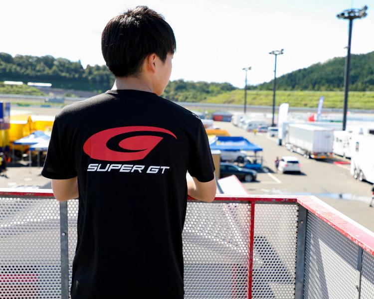 SUPER GT ドライコットンタッチTシャツ(XLサイズ)