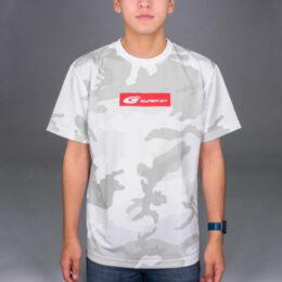 SUPER GTドライカモフラTシャツ2